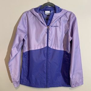 Columbia windbreaker jacket